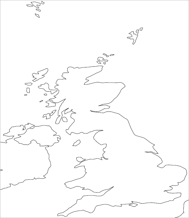 Maps of British Isles